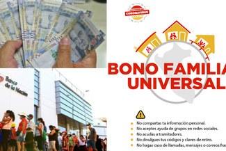 Segundo Bono Universal [GUÍA]: ¿cómo y cuándo cobrar 760 soles del nuevo padrón?