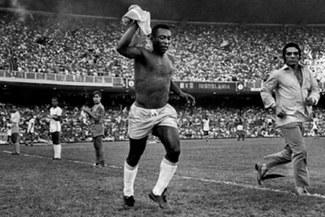 Un día como hoy Pelé jugó su último partido con la selección brasileña [VIDEO]