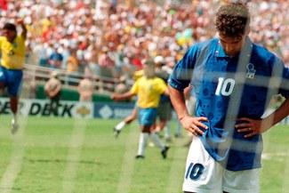 Roberto Baggio y el penal que marcó toda su carrera con Italia [VIDEO]