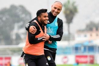 """Jhon Marchán: """"No tengan dudas que Emanuel Herrera volverá de la mejor manera"""""""