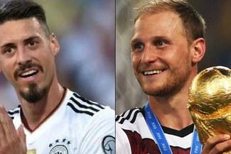 Selección Alemania: Sandro Wagner y Benedikt Höwedes se retiran a los 32 años [VIDEO]
