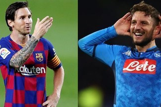 Barcelona vs Napoli EN VIVO: Fecha, día, horarios y Canales TV de octavos de final Champions League