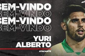 Internacional encontró variante de Paolo Guerrero: Yuri Alberto es nuevo refuerzo [FOTO]