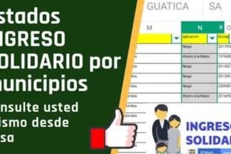 Ingreso Solidario Colombia [LINK]: ¿cómo, cuándo y dónde cobrar los 160 000 pesos?