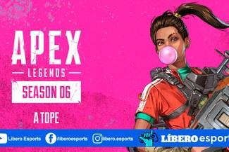 Apex Legends: tráiler revela nuevo personaje y la Temporada 6
