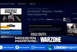 Call of Duty: Modern Warfare: contenido exclusivo de la Temporada 5 en PS4