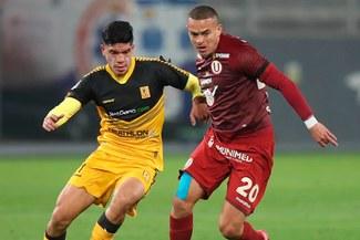 Universitario empató 0-0 ante Cantolao en el reinicio de la Liga 1