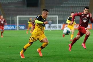 Universitario igualó 0-0 frente a Cantolao en el reinicio de la Liga 1