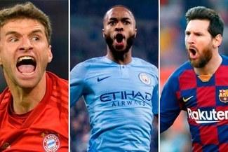 Champions League [EN VIVO] revisa los resultados de los duelos de octavos de final