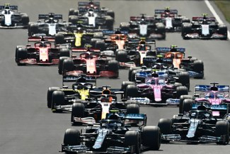 Fórmula 1: Max Verstappen se quedó con el Gran Premio 70° Aniversario