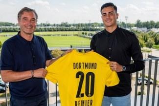 Real Madrid: Reinier cedido dos temporadas al Borussia Dortmund [FOTO]