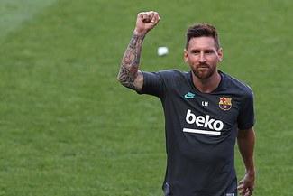 Lionel Messi habría llegado a un acuerdo con el Manchester City a cambio 800 millones de dólares