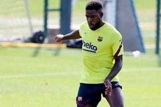 Barcelona: Samuel Umtiti se marcharía en calidad de jugador libre