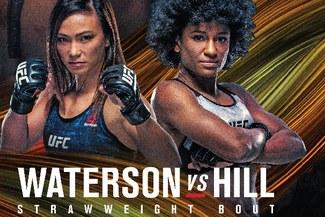UFC Vegas 10 tendrá en la estelar a Michelle Waterson vs. Angela Hill