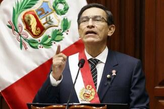 """Martín Vizcarra: """"Estoy dispuesto a dar declaraciones a la Fiscalía desde ahora"""""""