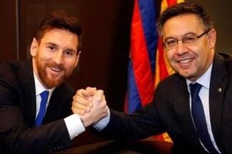 Barcelona: socios azulgranas recolectaron firmas suficientes para censurar a Josep Bartomeu