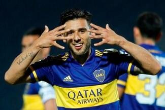 Boca Juniors ganó 2-0 a Libertad, con Zambrano de titular, por la Copa Libertadores