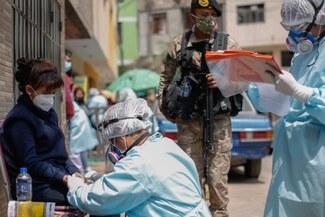 Coronavirus en Perú: 756 412 casos y 31 283 fallecidos [Resumen del viernes 18 de setiembre]