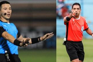 Kevin Ortega y Diego Haro dirigirán en la fecha 4 de la Copa Libertadores