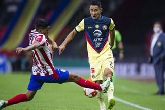América derrotó 1-0 al Chivas por la Liga MX [FOTOS Y VIDEO]