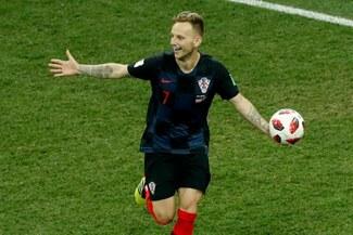 Ivan Rakitic sorprendió al anunciar su retiro de la selección de Croacia