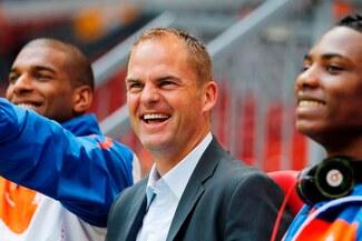 Frank de Boer asume como técnico de Países Bajos en reemplazo de Ronald Koeman [FOTO]