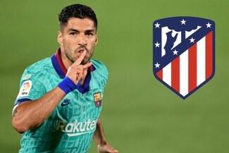 Barcelona se despidió de Luis Suárez y oficializó su traspaso al Atlético Madrid [FOTOS]