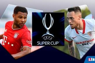 Bayern Múnich vs Sevilla [ESPN 2 EN VIVO] Horarios y canales TV dónde ver Supercopa de Europa 2020