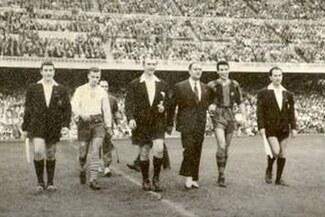 Un día como hoy en 1957 se inauguró el Camp Nou, la casa del Barcelona [VIDEO]