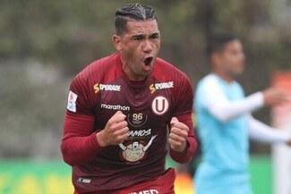 Jonathan Dos Santos marcó ante Grau y apunta a ser el máximo goleador del Apertura