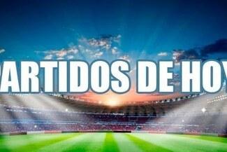 Partidos HOY domingo: transmisión de fútbol EN VIVO, horarios y canales de TV