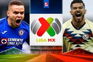Cruz Azul vs. América EN VIVO TUDN online: 0-0 en el Clásico Joven por la Liga MX