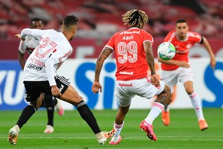 Inter empató 1-1 ante Sao Paulo por el Brasileirao