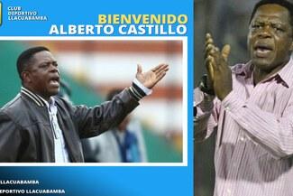 Deportivo Llacuabamba anuncia que Alberto 'Chochera' Castillo será su nuevo entrenador