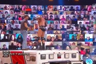 Shawn Michaels reapareció en WWE Clash of Champions y ayudó a Drew McIntyre a conservar su título [VIDEO]
