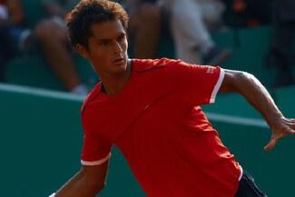 Juan Pablo Varillas perdió en su debut en el Challenger de Biella