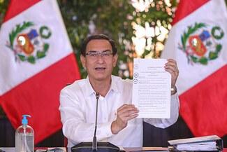 Martín Vizcarra y las frases que dejó en conferencia de prensa - RESUMEN