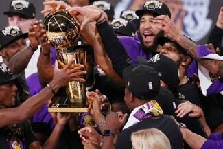 De la mano de LeBron James: Los Lakers son campeones de la NBA - Resumen