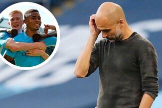 Guardiola no podrá contar con De Bruyne y Gabriel Jesus para el arranque de la Champions