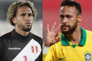 """Gallese arremete contra Neymar:  """"Es un gran jugador y un gran actor también"""" - VIDEO"""