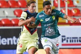 León, con Pedro Aquino, venció 3-2 al América y se aleja en la punta de la Liga MX - VIDEO