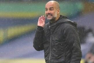 """Pep Guardiola sobre ganar la Champions: """"No podemos soñar mucho"""""""