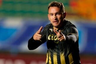 Guaraní remontó y venció 3-2 a Bolívar en los últimos minutos