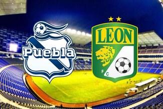 Puebla vs Leon EN VIVO: Horarios y canales TV para Ver la Liga MX