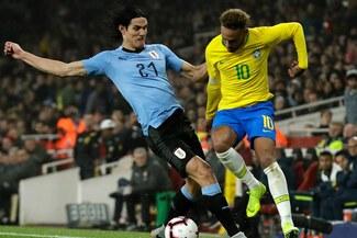 Brasil y Uruguay anunciaron convocatorias para fechas 3 y 4 de Eliminatorias Qatar 2022