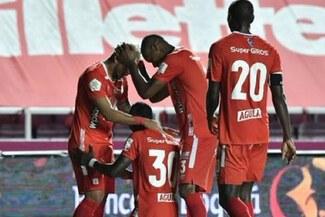 América de Cali venció 3-2 a Deportivo Pasto en la Liga BetPlay 2020
