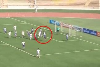 Alianza Lima vs Ayacucho: Diego Minaya anotó de cabeza el 1-0 para los 'Zorros' - VIDEO