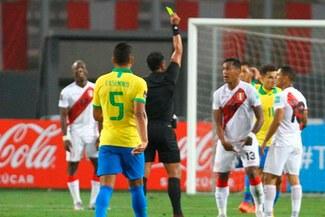 Julio Bascuñán reapareció dirigiendo en la Segunda de Chile tras el Perú vs Brasil- VIDEO