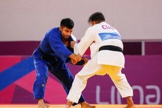Seis judokas con chances para clasificar a los Juegos Olímpicos de Tokio