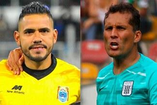 Raúl Fernández y Leao Butrón, los arqueros con más atajadas en la Copa Libertadores